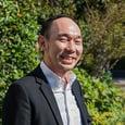 株式会社ユービーセキュア 代表取締役社長 観堂剛太郎氏