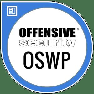 OSCPの合格バッチ