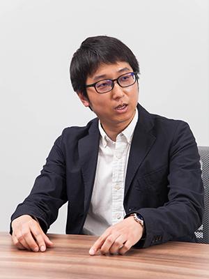 田中 道陽 氏