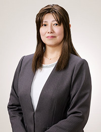 代表取締役社長 松田 陽子