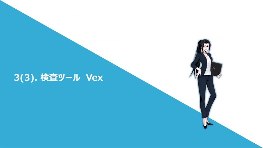 2020年6月2日開催 東陽テクニカ様主催ウェビナー検査ツール開発元が伝授!「Vex」を活用した自社での脆弱性検査ノウハウ!(4)